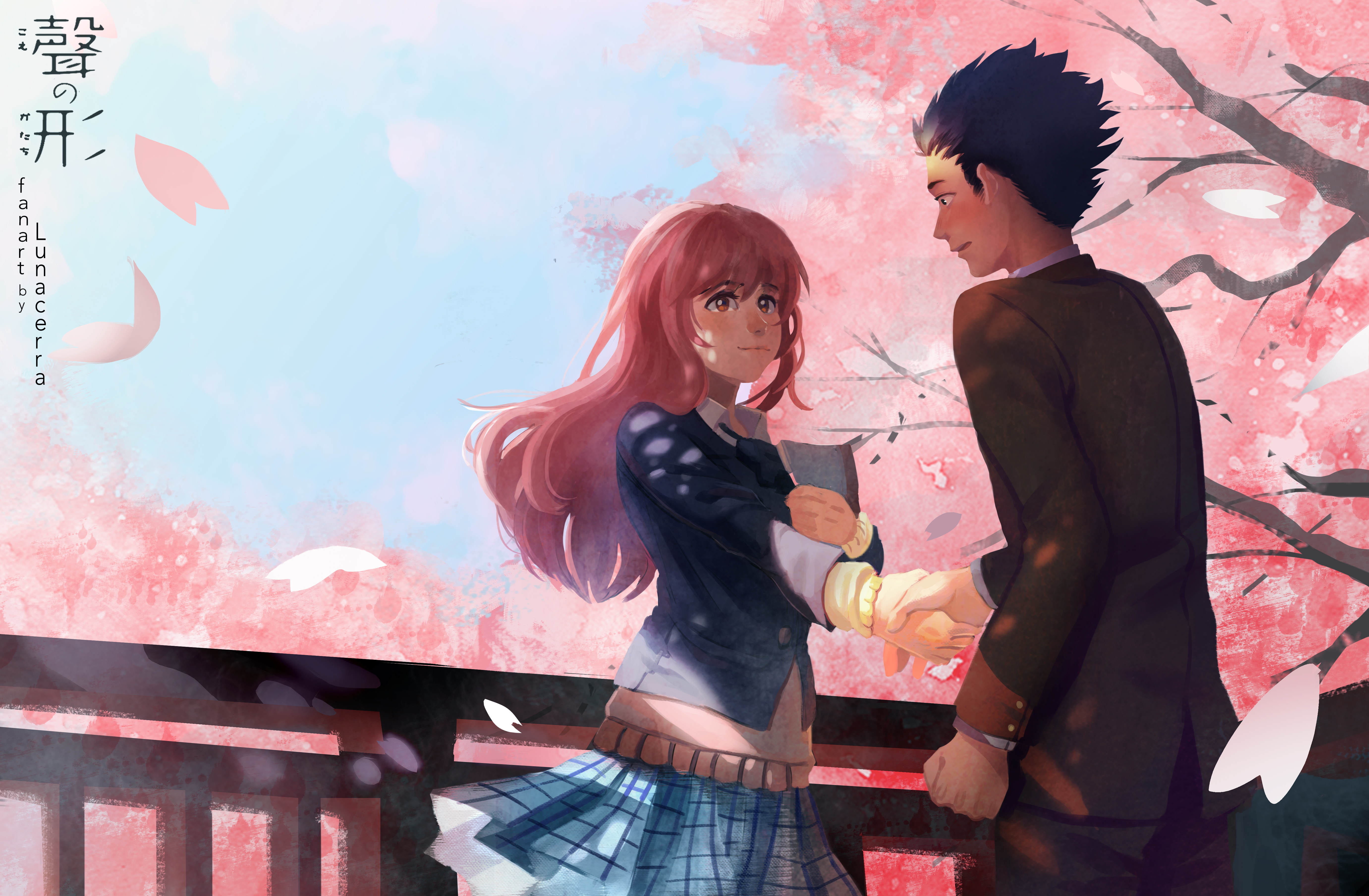 Koe No Katachi Wallpapers, Pictures, Images